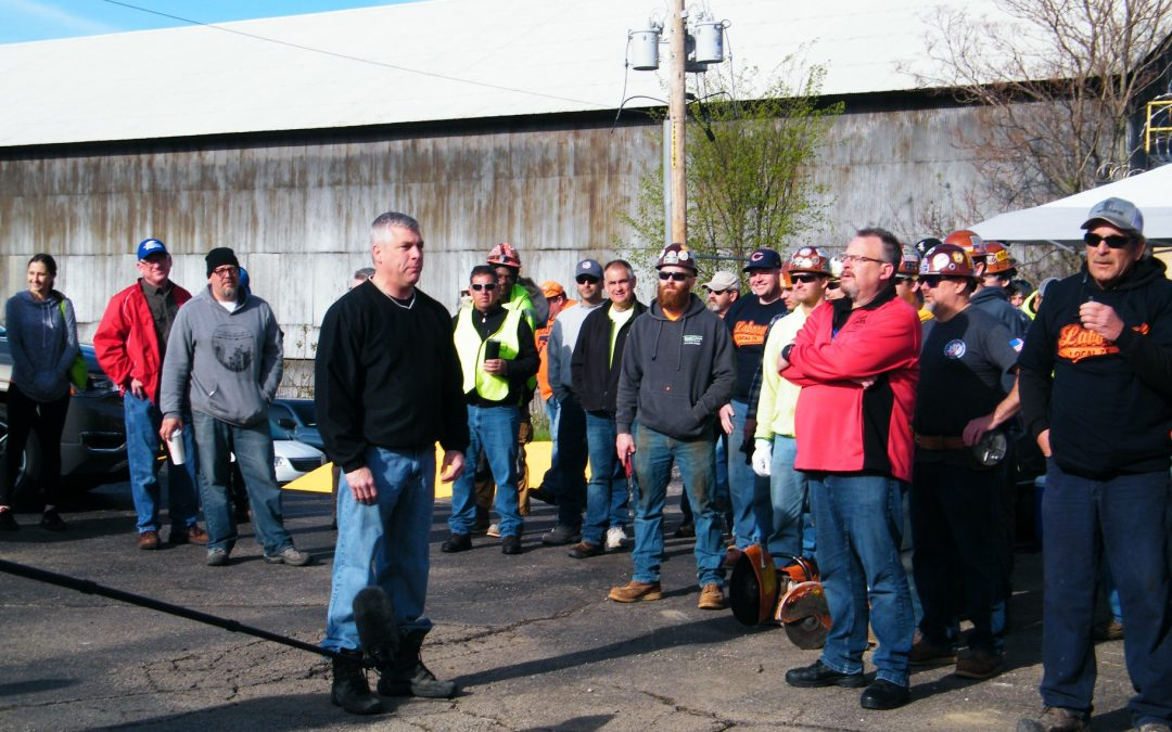 Over 200 Volunteers Help Clean Up Prison During 2019 Trades Day