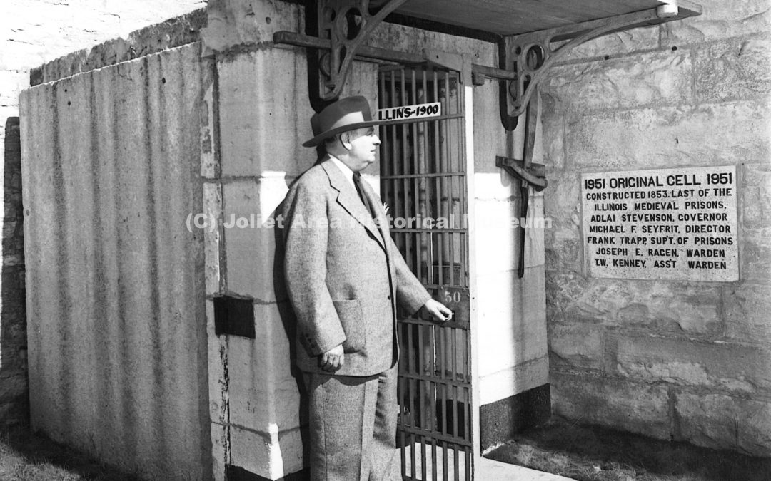 The Original Cell – Old Joliet Prison